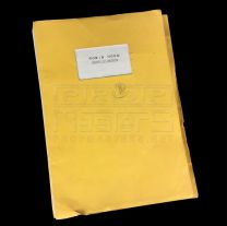 ROBIN HOOD PRINCE OF THIEVESProduction Script