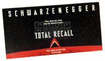 TOTAL RECALL (1990)Preview Screening Ticket