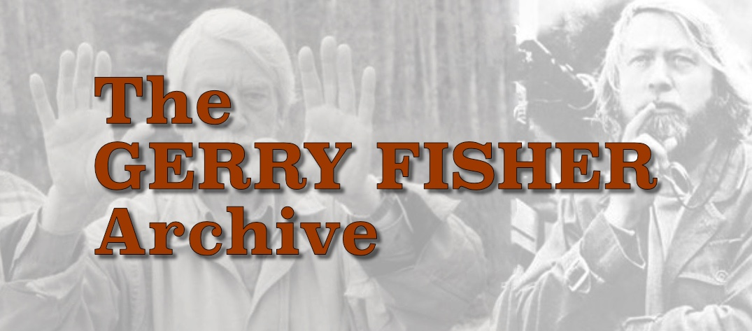 Gerry Fisher Archive