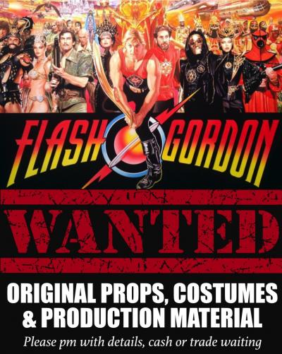 Flash Gordon (1980) - Wanted -
