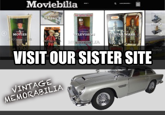 VISIT OUR SISTER SITE moviebilia.co.uk